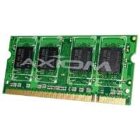 Axiom Memory AX - DDR2 - 2 GB - SO-DIMM 200-pin - 800 MHz / PC2-6400 - unbuffered - non-ECC - for Panasonic Toughbook 52; Sony VAIO BZ Series (CF-WMBA802G-AX)