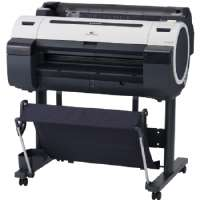 "Canon imagePROGRAF iPF650 Inkjet Large Format Printer - 24"" - Color"