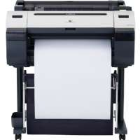 "Canon imagePROGRAF iPF655 Inkjet Large Format Printer - 24"" - Color"