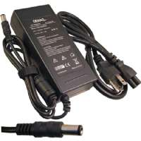 DENAQ 15V 5A 6.0mm-3.0mm AC Adapter for TOSHIBA Tecra, Satellite & Portege Series Laptops