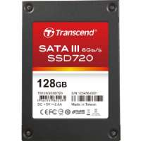 "Transcend SSD720 128 GB 2.5"" Internal Solid State"
