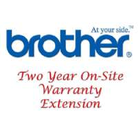 Brother Service/Support - 2 Year Extended Service
