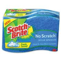 3M Scotch-Brite No Scratch Scrub Sponge