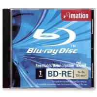 Imation 2x BD-RE Media