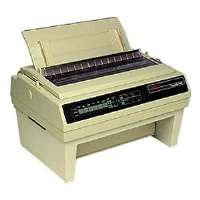 Oki Pacemark 3410 Dot Matrix Printer