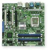 Supermicro C2SBM-Q Desktop Motherboard - Intel Chipset - Socket T LGA-775 - Retail Pack