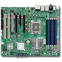 Supermicro X8SAX Desktop Motherboard - Intel Chipset - Socket B LGA-1366 - Retail Pack
