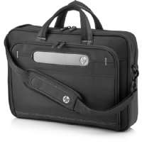 "HP Business Top Load Case - 15.6"" Notebook Carrying Case, For 25X G5, EliteBook 1040 G3, Pro Tablet 610 G1, Spectre Pro x360 G2, ZBook Studio, Black - H5M92UT"