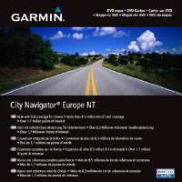 Garmin City Navigator Europe NT Digital Map