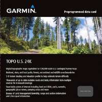 Garmin TOPO U.S. 24K - Texas Digital Map