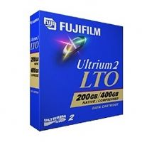 Fuji 1-Pack LTO Ultruim-2 (200GB) Tape Cartridge-26220001-CA