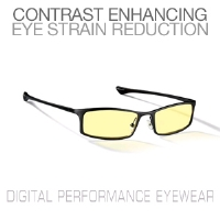 Gunnar Phenom Onyx Digital Performance Eyewear