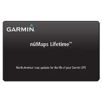 Garmin 010-11269-00 nuMaps Lifetime Map Update Card - North America