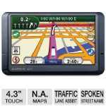 "Garmin nüvi 465LMT Automotive GPS - 4.3"" Wide Touchscreen, Bluetooth, Traffic Ready, North America Maps (010-00786-01)"