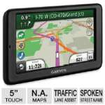 <b>dēzl 560LMT Trucking Navigator</b><br/><br/>Hit the open road with the dezl 560LMT - our advanced navigator for the trucking industry. Designe