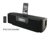 iLive 2.1 Channel Speaker System with Dock for iPhone/iPod