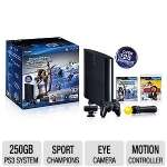 Playstation� 3 Move Bundle w/ 250GB Console