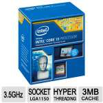 Intel Core i3-4150 Processor - 3.5GHz, 2 Cores, 3MB Cache - BX80646I34150
