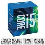 Intel Core i5 6500 - 3.2 GHz - 4 cores - 4 threads - 6 MB cache - LGA1151 Socket - (BX80662I56500)