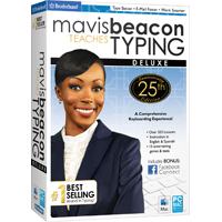 MAVIS BEACON TEACHES TYPING DELUXE (MAC)