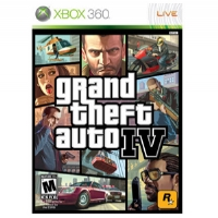 Take 2 Interactive Grand Theft Auto IV Xbox 360 Game (39012)