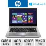 HP 14&quot; Core i5 500GB HDD 4GB DDR3 Notebook PC
