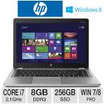 "HP EliteBook Folio 14"" Core i7 256GB SSD Ultrabook"