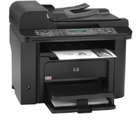 HP M1536dnf CE538A LaserJet Pro Black and White Printer - 1200 x 1200 dpi, 26 ppm, Duplex, USB, 500 MHz, 128MB, Scan, Fax, Copy
