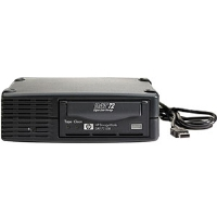 HP StorageWorks DAT 72 USB External Tape Drive