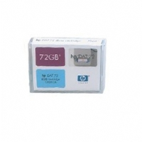 HEWLETT-PACKARD Tape Cartridge,DAT 72,Native 36GB/72GB