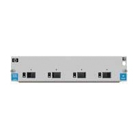 HP - J8776A - ProCurve Switch vl 4-port Mini-GBIC Module