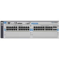 HP J9064A ProCurve Switch 4204vl-48GS - Modular Network Switch with 44-Ports