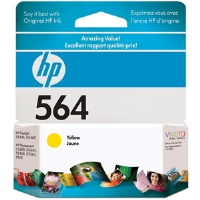 HP CB320WC#140 564 Yellow Ink Cartridge
