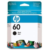 HP CC640WC 60 Black Ink Cartridge