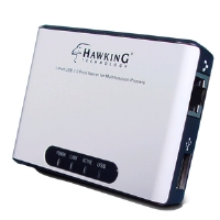 Hawking HMPS1U Print Server for Multifunction Printers - USB 2.0