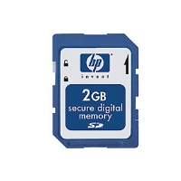HP 2GB Secure Digital Card