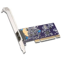 Hiro H50006 56K V.92 Data/Fax/Voice PCI Modem - Caller ID, WHQL, RoHS, Compatible with Windows 8