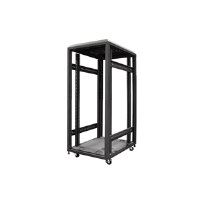 iStarUSA WX-228 22U 4-Post Open Frame Rack