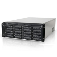 iStarUSA E4M20 4U Storage Server Rackmount Chassis - 20-Bay