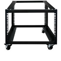 iStarUSA WOS-690 Open Frame Rack - 6U, 900mm
