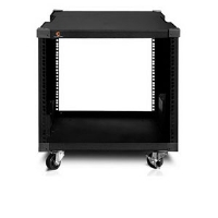 iStarUSA WJ-960 9U Server Rack Cabinet - 600mm Depth, Steel, Black