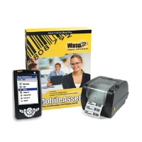Wasp 633808390990 MobileAsset Professional & WPA1000 Mobile Computer & WPL305 Printer