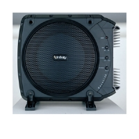 "Infinity BASSLINK 10"" Car Subwoofer - Features 200W Class D Subwoofer Amplifier"