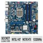 Intel DH67BLB3 Socket LGA1155 Desktop Board