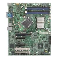 Intel S3200SHV Server Motherboard - Intel 3200, Socket 775, Video, PCI Express, IPMI 2.0, Gigabit LAN, Serial ATA, RAID