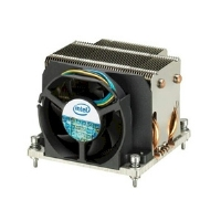 Intel BXSTS100C Thermal Solution Processor - LGA 1366, Removable Fan