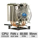Intel BXXTS100H DHX-B LGA 1156 CPU Cooler - Copper Base, Aluminum Fins