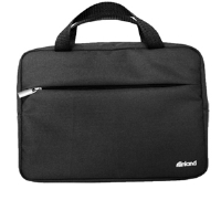 Inland 02488 Netbook Case - Fits Netbooks up to 10.2&quot;, Black 