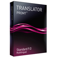PROMT STANDARD MULTILINGUAL TRANSLATOR