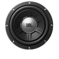 "JBL GTO1214D 12"" Die-Cast Subwoofer - Dual Voice Coil, 1400 Watt Total, 93 dB Sensitivity"
